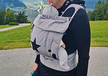 Baby tragen – aber wie?
