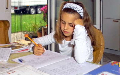 """""""Immer diese Hausaufgaben!"""""""
