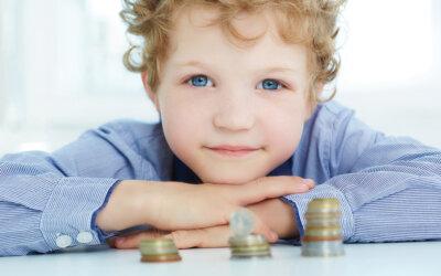Kinder und Geld