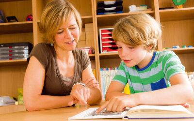 """""""Jedes Kind kann lesen, schreiben und rechnen lernen!"""""""