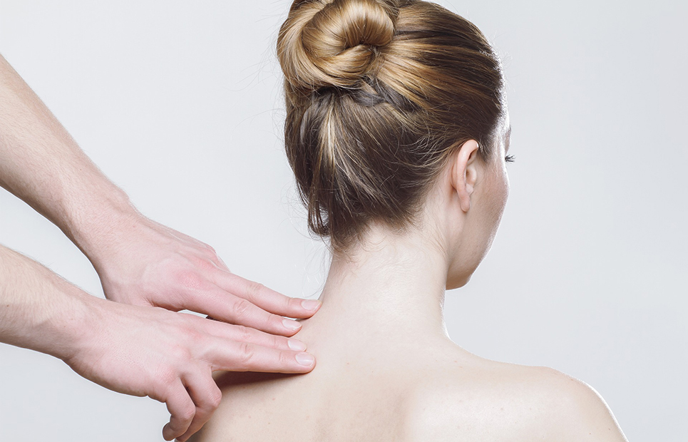 Osteopathie für Mütter und Babys