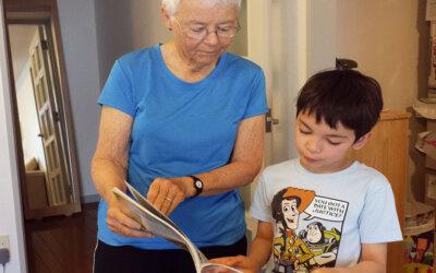 Das Umgangsrecht der Großeltern