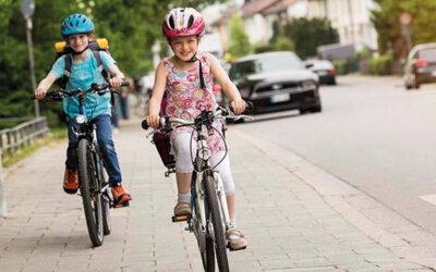 Tipps zum Fahrradfahren lernen