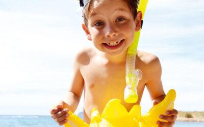 Die Vorteile von mineralischem Sonnenschutz