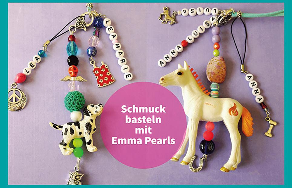 Mit Emma Pearls stressfrei und kreativ zuhause feiern