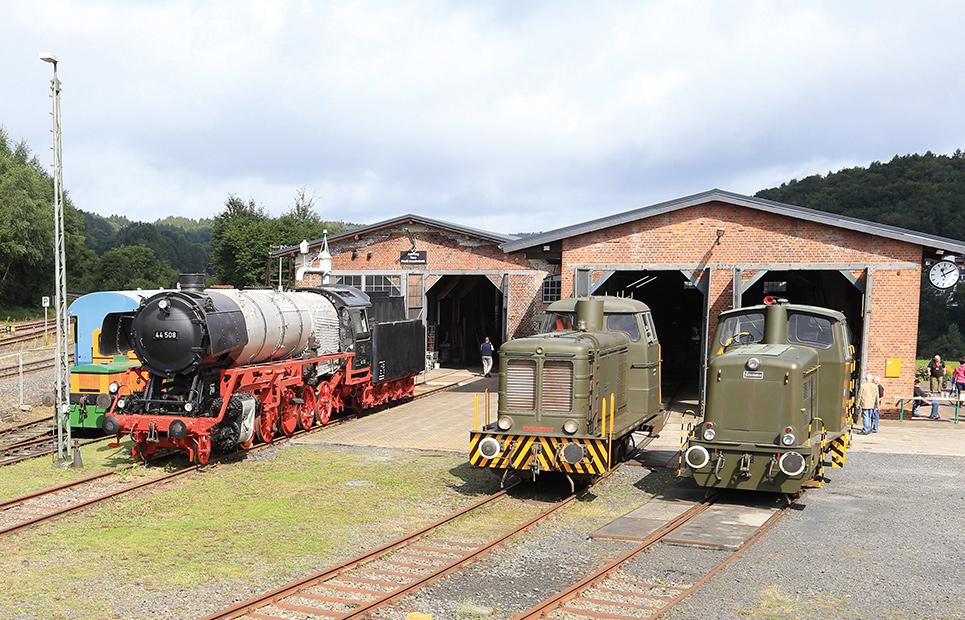 Eisenbahn und Tüfteln